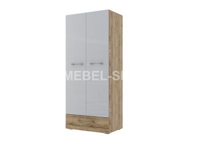 """Шкаф двухстворчатый универсальный (520) """"Ницца"""""""
